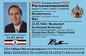 Reichs-Personenausweis
